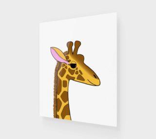 Georgia the Giraffe Artwork - 20 preview