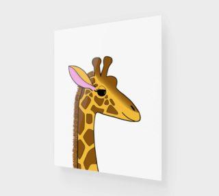 Aperçu de Georgia the Giraffe Artwork - 16