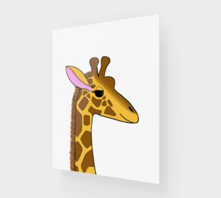 Georgia the Giraffe Artwork - 11 preview
