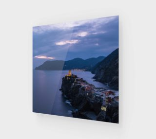 Utterly Italy Vernazza Sunset preview
