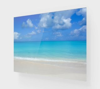 Grace Bay Beach Wall Art ~ Turks and Caicos Islands  preview