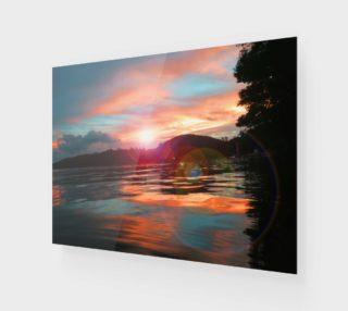 Aperçu de Always Believe Art Print Landscape