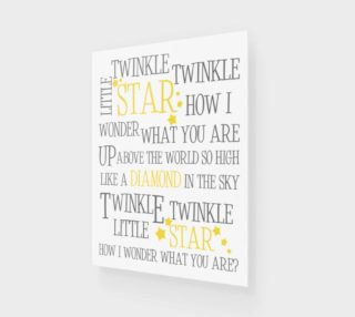 Twinkle twinkle little star preview