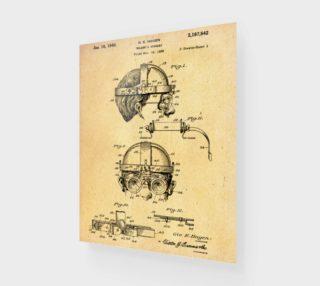 Aperçu de Steampunk Goggles Poster 11