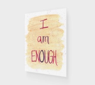 I Am Enough preview