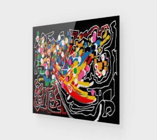 Abstract multicolor aperçu
