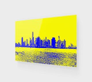 Aperçu de Miami yellow blue