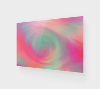 """Pastel Perfect Wall Art 12"""" x 8"""" preview"""