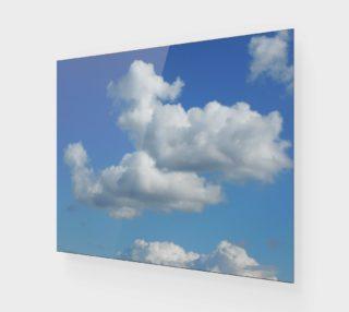 Clouds are unique preview