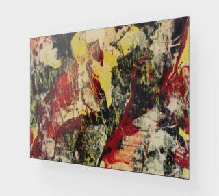 Aperçu de Abstract Yellow & Black