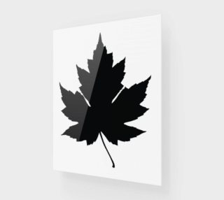 Leaf 11x14 preview