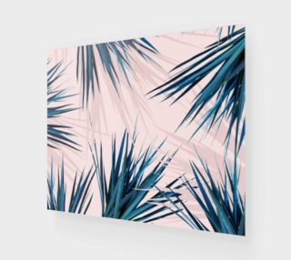 Pointy Palm Poster 24x20 preview