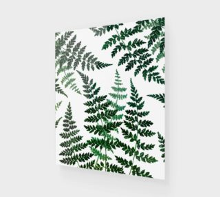 Botanical Bliss Wood Print 20x24 preview