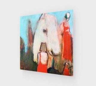 Aperçu de A Girl with Horse