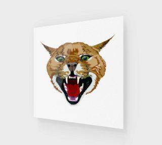Aperçu de evil caracal cat