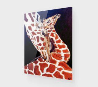 Aperçu de Mommy and Baby Giraffe 4