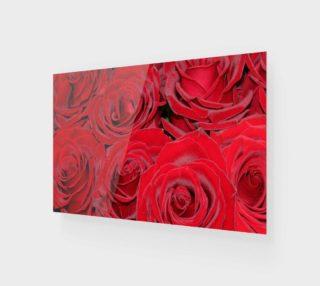 Aperçu de Romantic Red Roses Floral Design