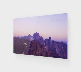 Aperçu de Mountains of Violet