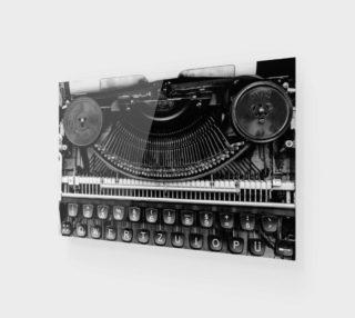 Aperçu de Typewriter