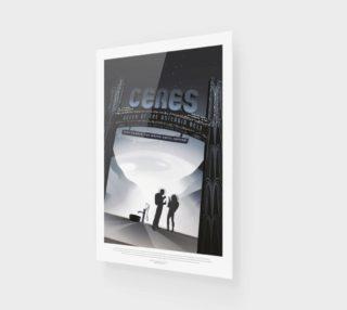 Aperçu de Vintage NASA Ceres