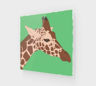 Giraffe Green preview