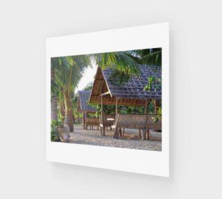 Philippine, Nipa Hut. preview