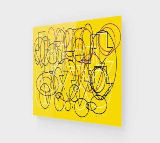 Geometric yellow preview