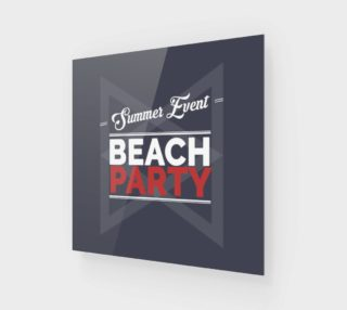 beach party preview