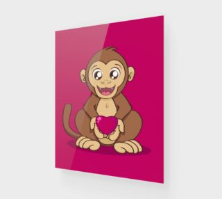 Monkey love preview