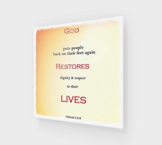 Aperçu de God Restores Lives