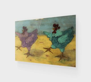 Hot Chicks Wall Art preview