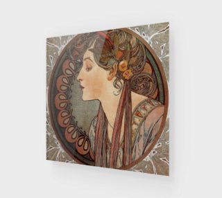 Alphonse Mucha preview