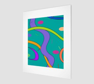 abstract lines preview