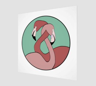 flamingo's love preview
