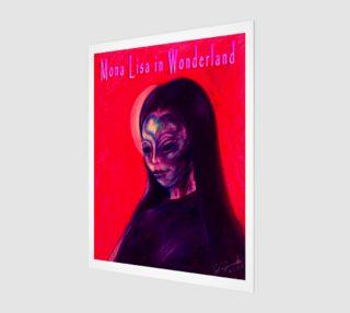 Mona Lisa in Wonderland preview