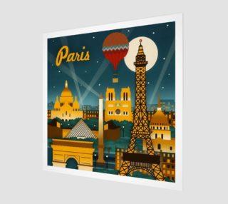 Vintage Poster Paris preview