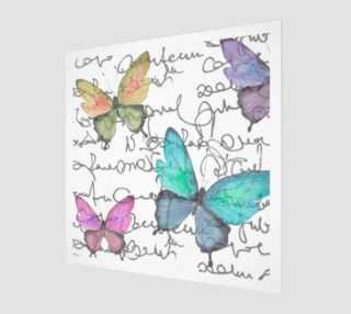 Butterfly (white) preview