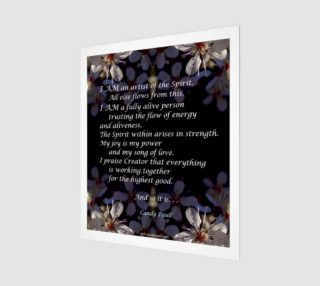 Magic Mirror Pear Blossom 7538 Affirmation preview