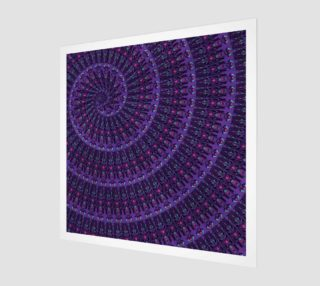 Nouveau Expansion Canvas Wall Art preview