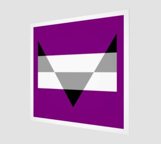Autochorissexual Pride Wall Art preview