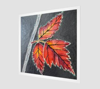 Frosted Leaves preview