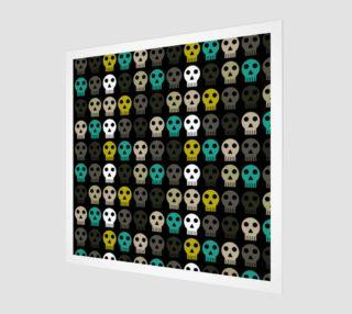 Aperçu de funky dead skulls