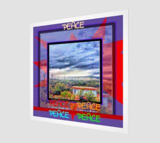 Peace Monsoon by Jilly Jesson Smyth - ArtbyJilly preview