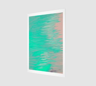 Inner Calm 2:3 Abstract Wall Art preview