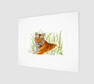 Aperçu de Zeus Tiger Bright Eyes