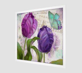 Aperçu de Parrot Tulips