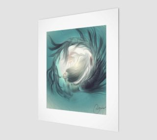 Siren Art Print preview