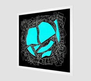 Collage blue black aperçu