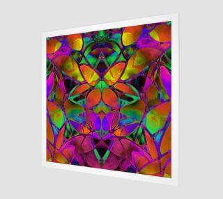 Floral Fractal Art G306 preview
