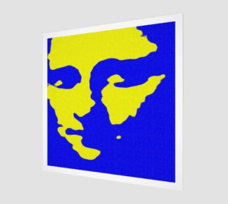 Mona blue aperçu